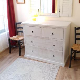 The parental bedroom - Petit Crochet Home à Fresnay-sur-Sarthe