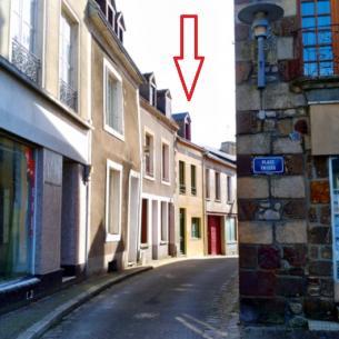 Les extérieurs - Gîte du Petit Crochet à Fresnay-sur-Sarthe