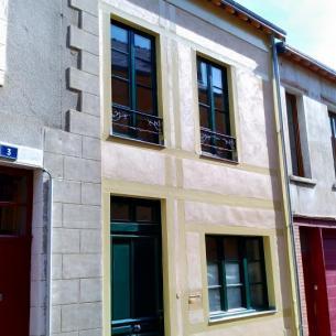 The exteriors - Petit Crochet Home à Fresnay-sur-Sarthe